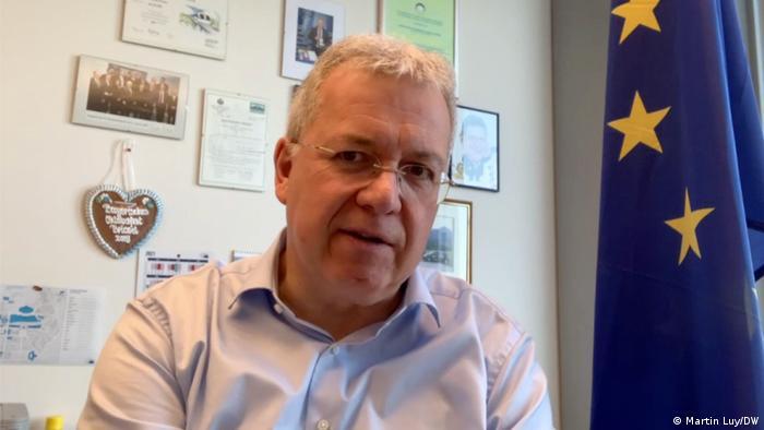 Markus Ferber Mitglied des Europäischen Parlaments