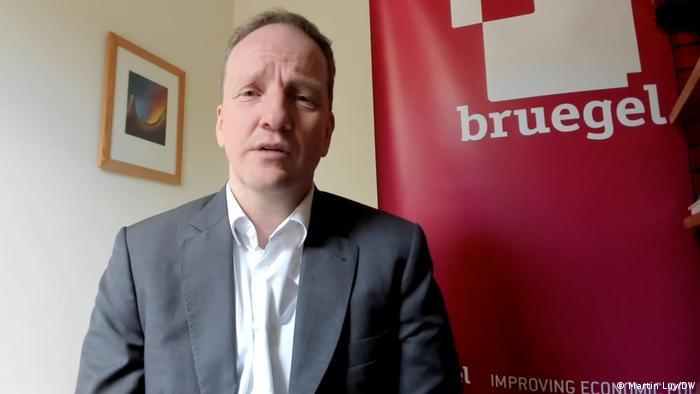 Guntram Wolff Direktor der Denkfabrik Bruegel in Brüssel