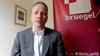 Γκούντραμ Βολφ, διευθυντής Bruegel