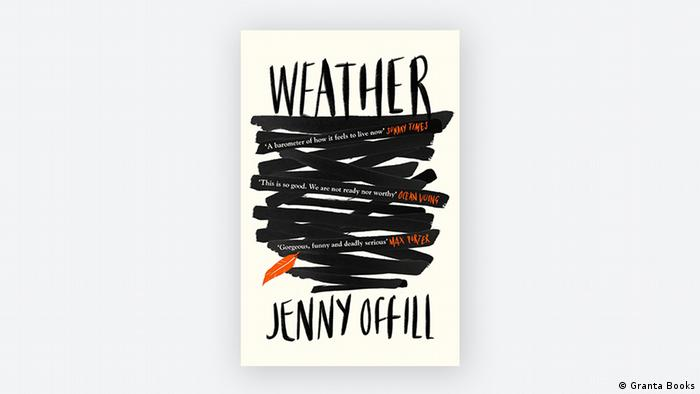 Book cover Weather by Jenny Offill