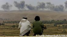 Weltspiegel 15.04.2021 | Afghanistan 2001 | Soldaten der Nordallianz | zu US-Truppenabzug