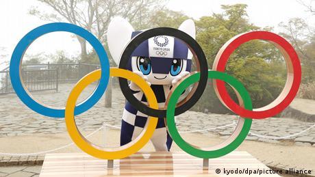 Мірайтова - талісман Олімпіади 2020 у Токіо