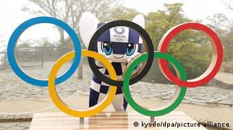 Талисман летней Олимпиады в Токио