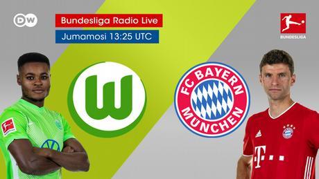 DW Bundesliga Grafiken   Wolfsburg v FC Bayern München