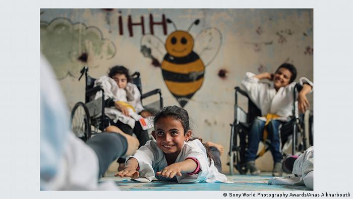 Sony World Photography Awards 2021. Anas Al-Kharboutli (Сирия). Профессиональный конкурс, категория Спорт, 1-е место.