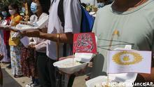 Myanmar Protestbewegung