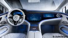 Mercedes-EQ Interieur Mercedes-EQ, EQS, Interior, MBUX Hyperscreen