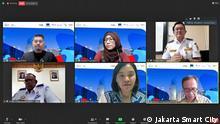 Zoom-Meeting Jakarta Smart City 4.0