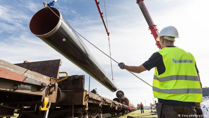 Eugal Pipeline