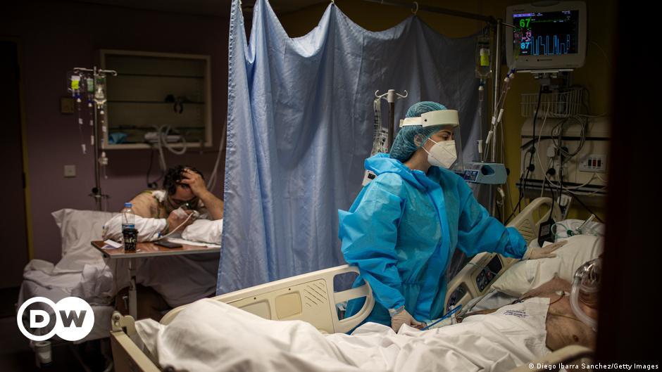 Coronavirus: Arab countries struggle with high vaccine hesitancy