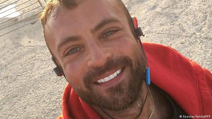 Fabien Azoulay, 2017 yılından beri cezaevinde