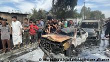 Irak | Explosion in Bagdad