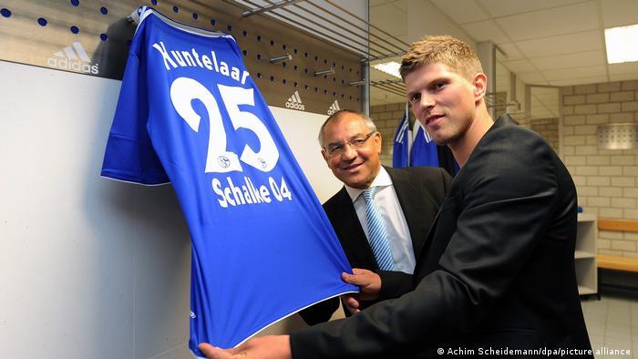 BG Abstieg von Schalke 04