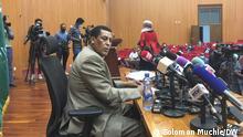 Äthiopien Botschafterin Dina Mufti