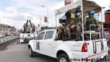Demokratische Republik Kongo | MONUSCO Mission | Goma