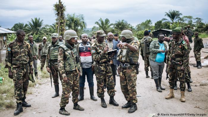 Demokratische Republik Kongo   Unruhen in Beni