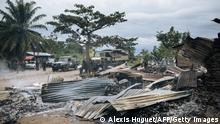 Demokratische Republik Kongo | Unruhen in Beni