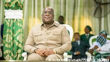 Demokratische Republik Kongo | Präsident Felix Tshisekedi