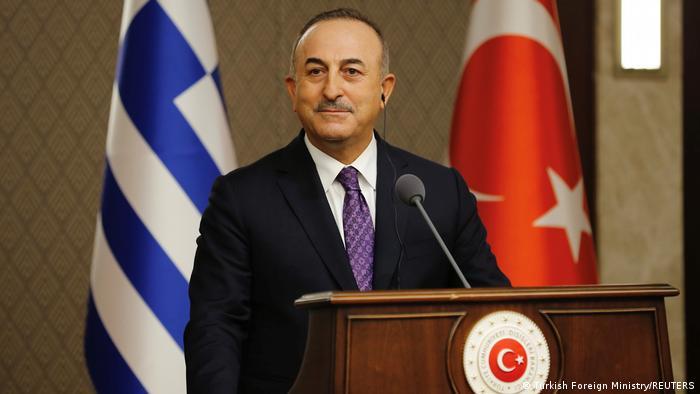 El comunicado no tiene ninguna base académica ni legal ni se apoya en prueba alguna, señala un comunidado del Ministerio de Exteriores turco. En la foto, el ministro Mevlüt Çavusoglu.