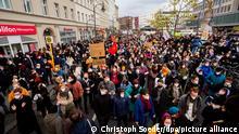 Deutschland Kundgebung gegen BGH-Urteil zum Mietendeckel