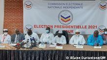 Tschad Präsidentschaftswahlen Wahlergebnis
