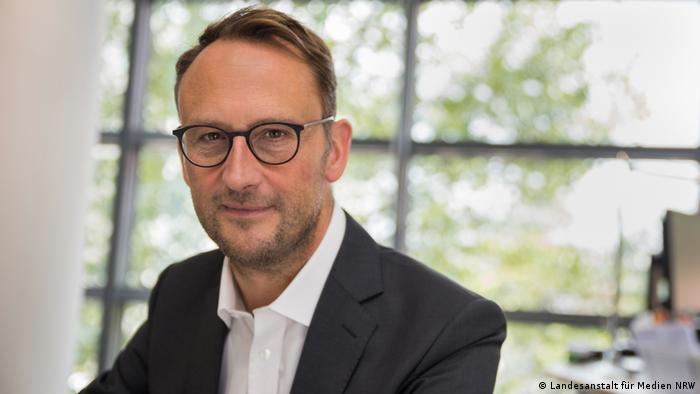 Tobias Schmid, Director of the Media Authority of North Rhine-Westphalia (LfM NRW)