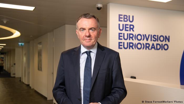 European Broadcasting Union Director General Noel Curran