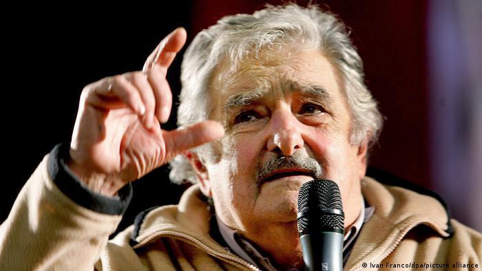 Foto de José Mujica