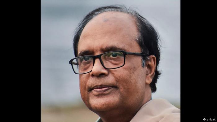 Bangladesch, Dhaka | Syed Azizul Huq, Dozent