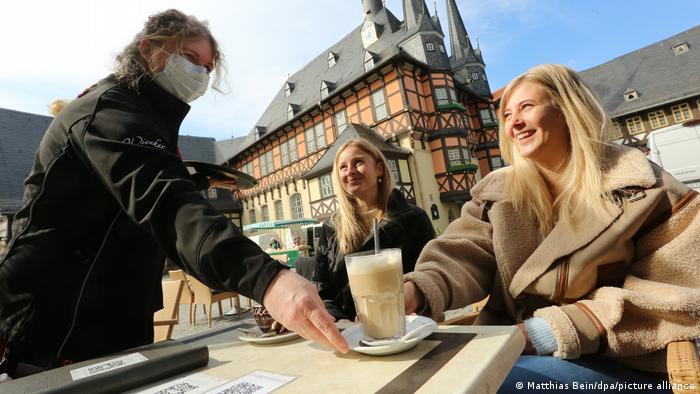 TABLEAU | Deutschland | Coronavirus dritte Welle | Gastronomie im Harz