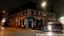 TABLEAU | Deutschland | Coronavirus dritte Welle | Hamburg Reeperbahn, Lockdown