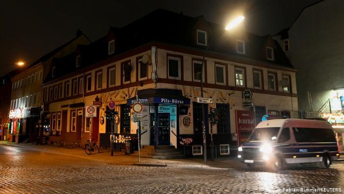 Lockdown u Hamburgu