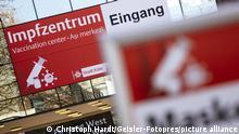 TABLEAU | Deutschland | Coronavirus dritte Welle | Köln, Impfzentrum