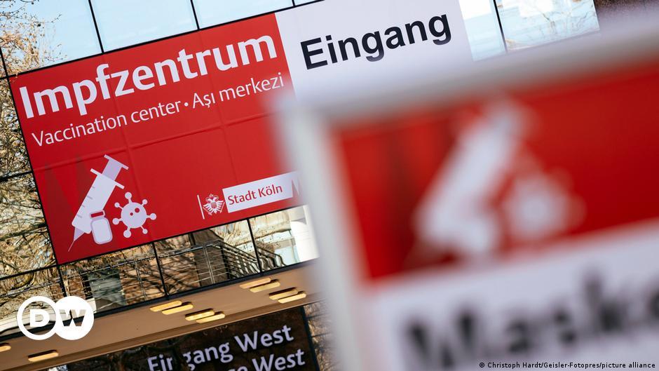 Flächendeckende Corona-Impfungen - Herausforderung nicht nur für Deutschland