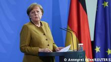 TABLEAU | Deutschland | Coronavirus dritte Welle | Angela Merkel, Bundeskanzlerin