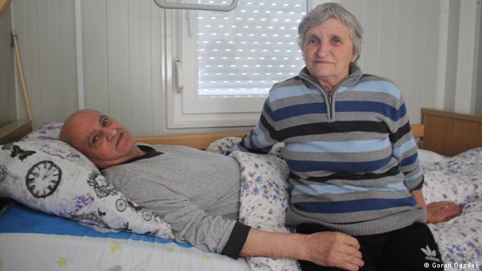 Miloš i Mira Živković su zahvalni za nesebičnu pomoć
