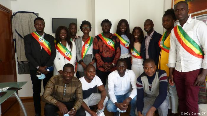Guinea-Bissau Students Association in Lisbon   Portugal