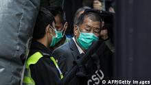 Hongkong Justiz-Verfahren gegen Opposition | Jimmy Lai