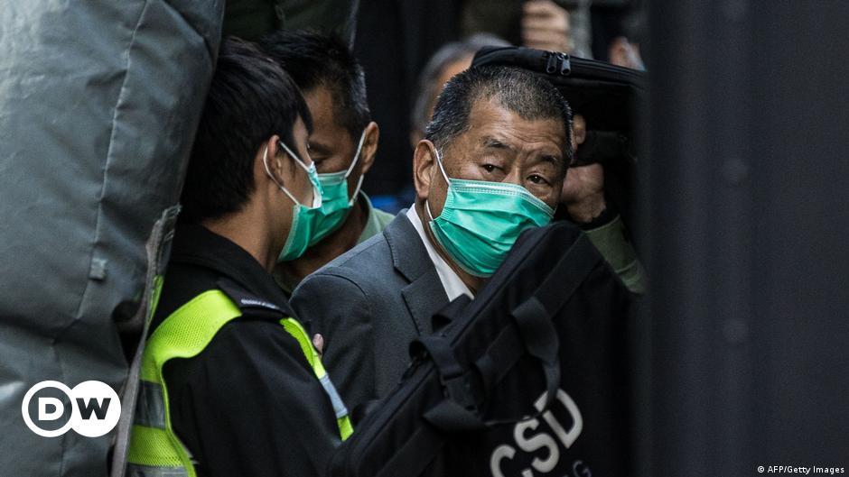 Hong Kong: Critics slam Beijing crackdown ahead of Jimmy Lai trial