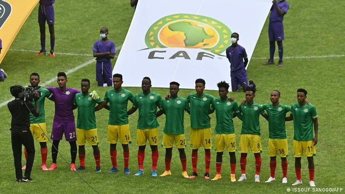 Äthiopien Fußball Nationalmannschaft