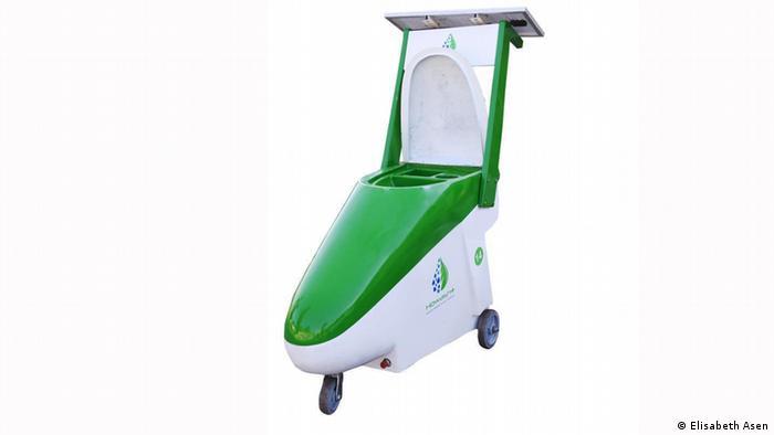 L'appareil coûte 950 000 FCFA et est déjà en service dans de nombreux pays d'Afrique