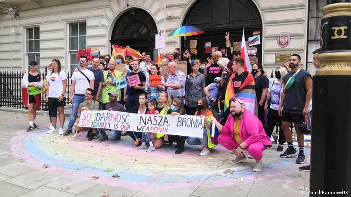 LGBT w Wielkiej Brytanii i w Polsce