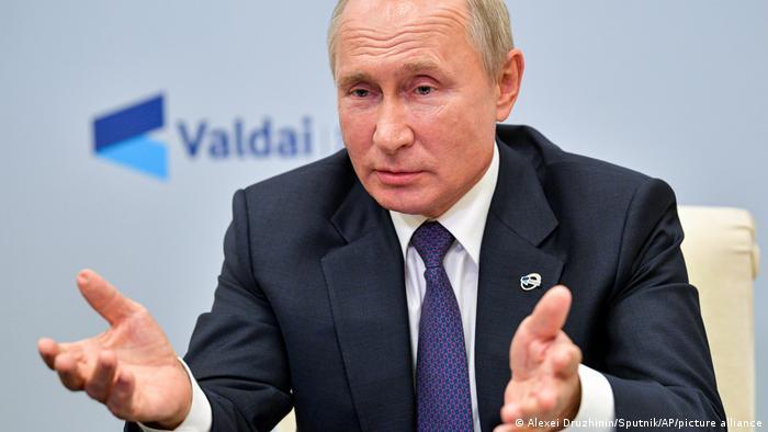 Russland | Vladimir Putin