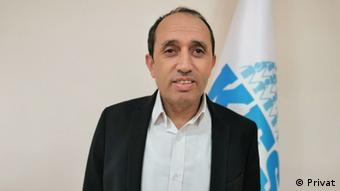 KESK Eş Genel Başkanı Mehmet Bozgeyik