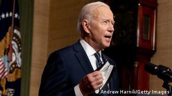 Джо Байден объявляет о выводе войск США из Афганистана