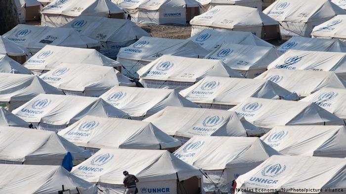 Griechenland | Flüchtlingscamp in Lesbos
