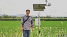 Indonesien | Forschungsprojekt zu Agrarwirtschaft: Bayu Dwi Apri Nugroho