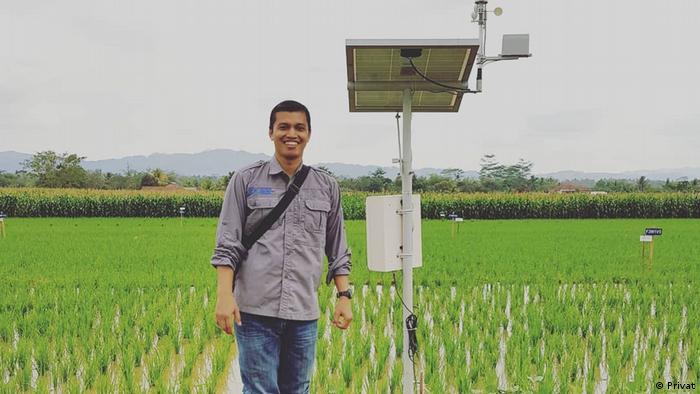 Indonesien   Forschungsprojekt zu Agrarwirtschaft: Bayu Dwi Apri Nugroho