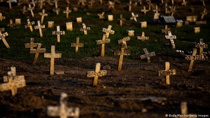Cimitir în Rio de Janeiro