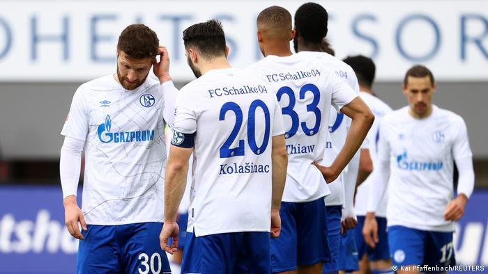 Fussball Bundesliga - SC Freiburg v Schalke 04 Tor (4:0)